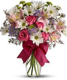 The prettiest bouquet for the prettiest recipient!