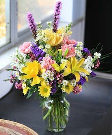 Send a cheerful burst of color