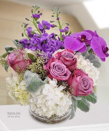 If you like the color Purple, you'll love this!