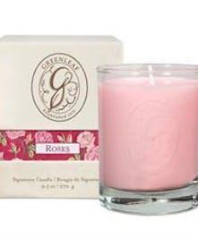 Greenleaf Classic Rose Candle