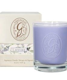 Greenleaf Lavender Candle