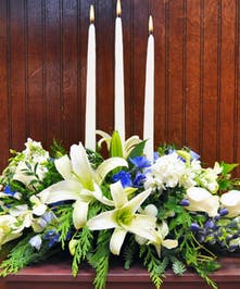 Start the celebration of Hannukah with flowers