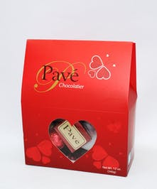 Pave'Valentine Chocolates 12 oz.