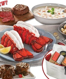 Land and sea come together to create one memorable surf and turf meal!