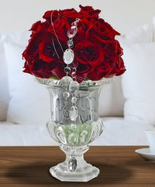 "Say ""I love you"" with this breathtaking display of luxurious elegance."