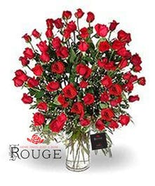 If you're looking to make an unforgettable statement, considering sending five dozen long stem Ecuadorian premium Roses!