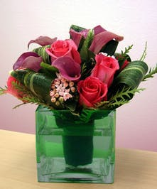 A cool, contemporary design only from Beneva Flowers
