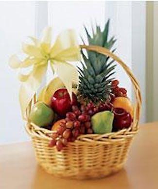 Tasteful Choice Deluxe Fruit Basket