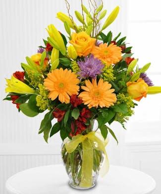 A Sunny Splendor Bouquet