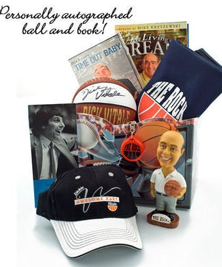 Dick Vitale Exclusive Gift Set