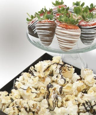Classic Berries and PopCorn