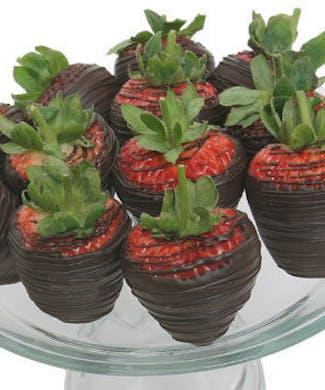 Dark Chocolate Berries
