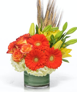 Trendy Autumn Fresh Bouquet