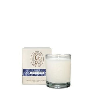 Greenleaf Classic Linen Candle