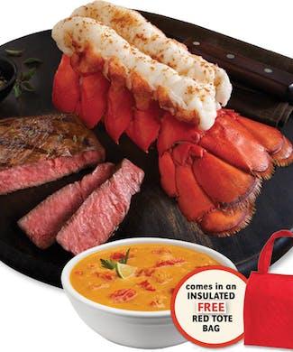 Giant Tails & Kobe Steak Gift Bag