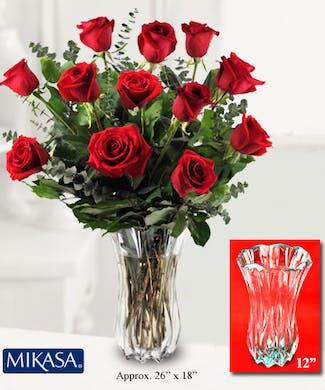 Roses & Mikasa