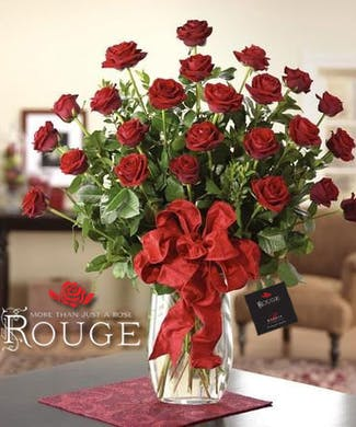 24 Roses Any Color