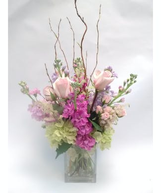 Spring flowers decorations sarasota florist sweet elegant spring mightylinksfo