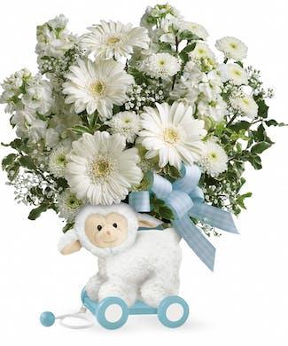 Sweet Little Lamb (Baby Boy)