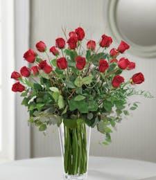 24 - 36 Premium Red Roses