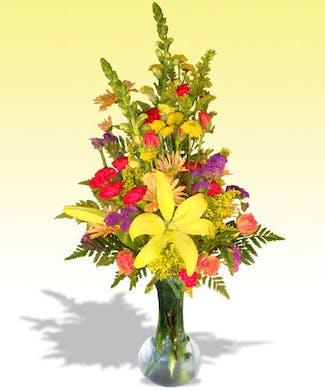 Budding Blooms Long lasting fresh flowers