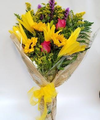 Graduation Supreme Bouquet