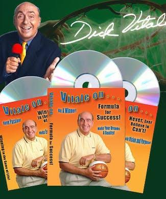 Dick Vitale Motivational DVD Series!