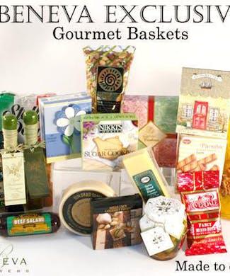 Beneva's Handmade Gourmet Basket