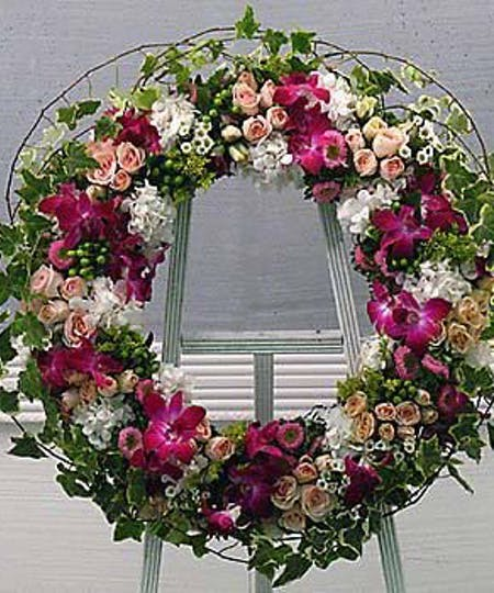 Funeral Wreaths & Crosses