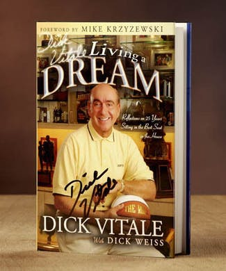 NEW Limited Dickie V Signature Series